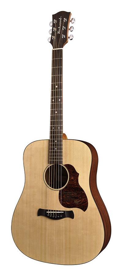 richw ood a de 20 guitare